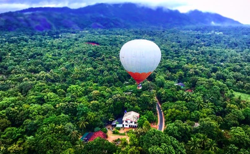 Hot Air Ballooning Sri Lanka