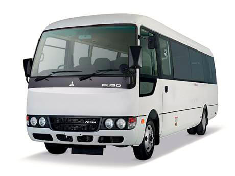 Rosa Bus