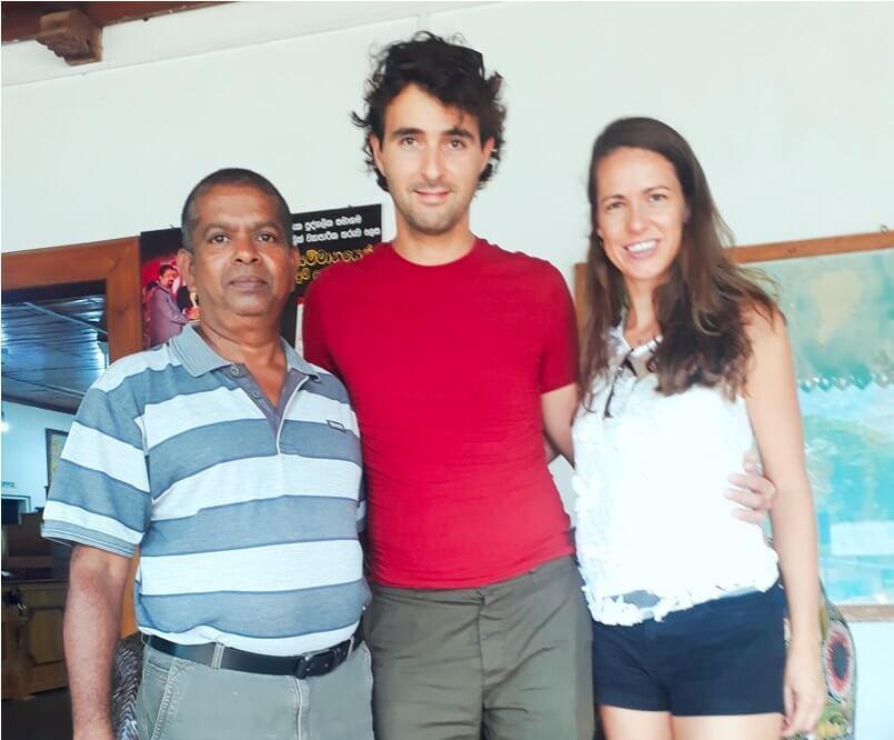 Sri Lanka Tour Driver Nihal